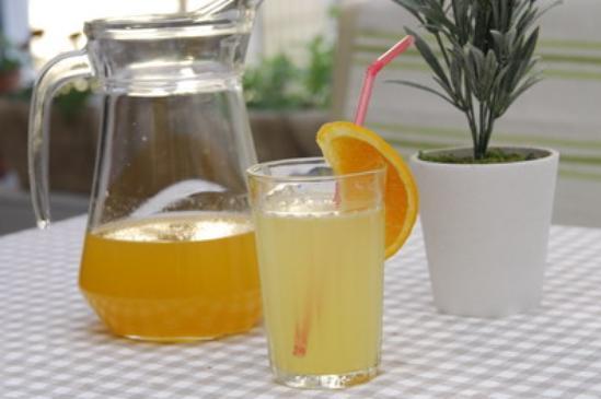 Домашний лимонад рецепт из апельсинов и лимонов
